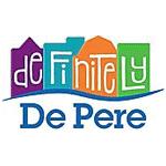 Definitely DePere Logo