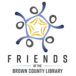 Friends of Brown County Library Logo