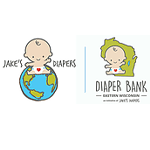 Jakes Diapers Logo
