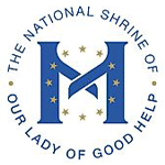 The National Shrine of Our Lady of Good Help Logo