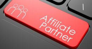 Affiliate partner button