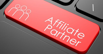 Affiliate partner button