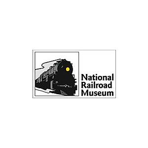 National-Railroad-Museum logo