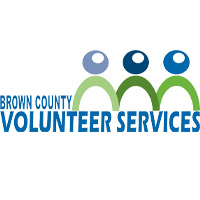 Volunteer Services Brown County Logo