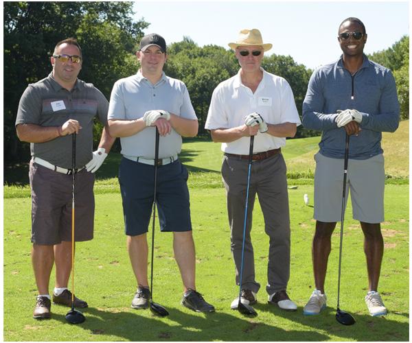 Batley CPA golfers