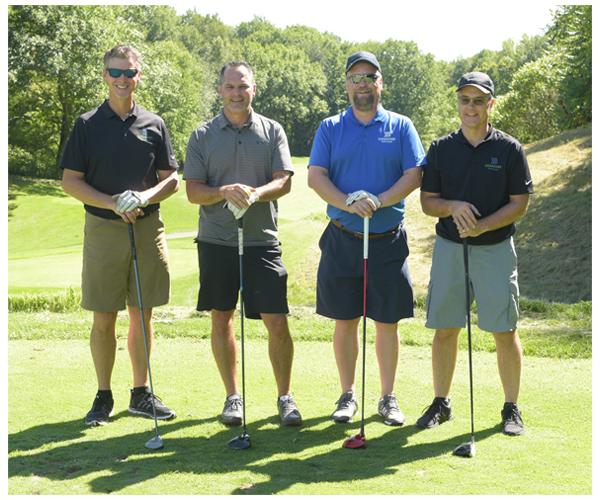 Denmark State Bank golfers