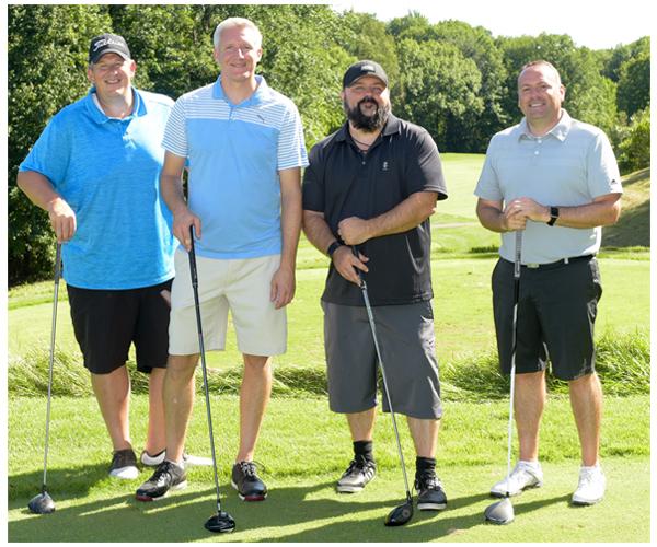 Hager Dewick & Zuengler S.C. team 2 golfers