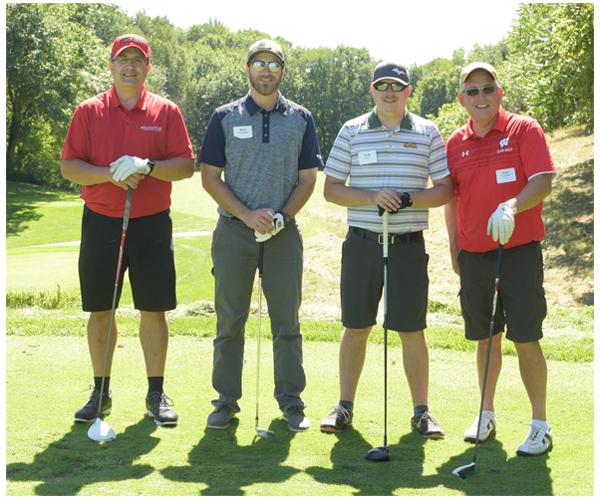 KerberRose golfers