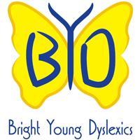 Bright Young Dyslexics logo