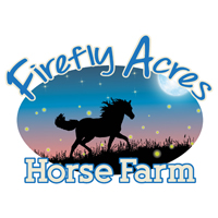 Firefly Acres Horse Farm logo