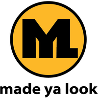 Made Ya Look logo