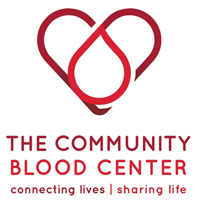 The Community Blood Center logo
