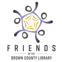 Friends of the Brown Co Library logo