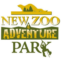 NEW Zoo and Adventure Park logo